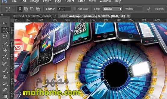 photoshop فوتوشوب تصميم