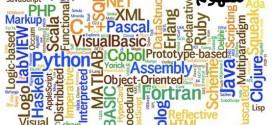 لغات برمجة