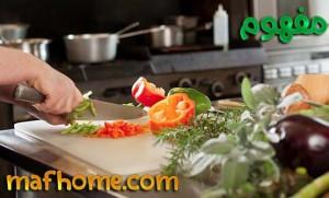 ما أكثر المخاطر الصحية في المطبخ؟