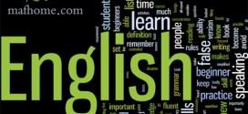 تعلم الانجليزية learning english
