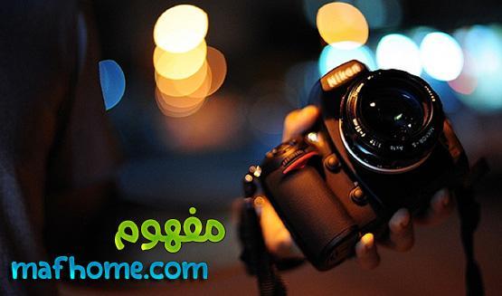 تصوير كاميرا